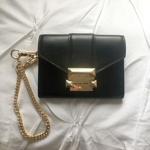 Micheal Kors wallet on a chain